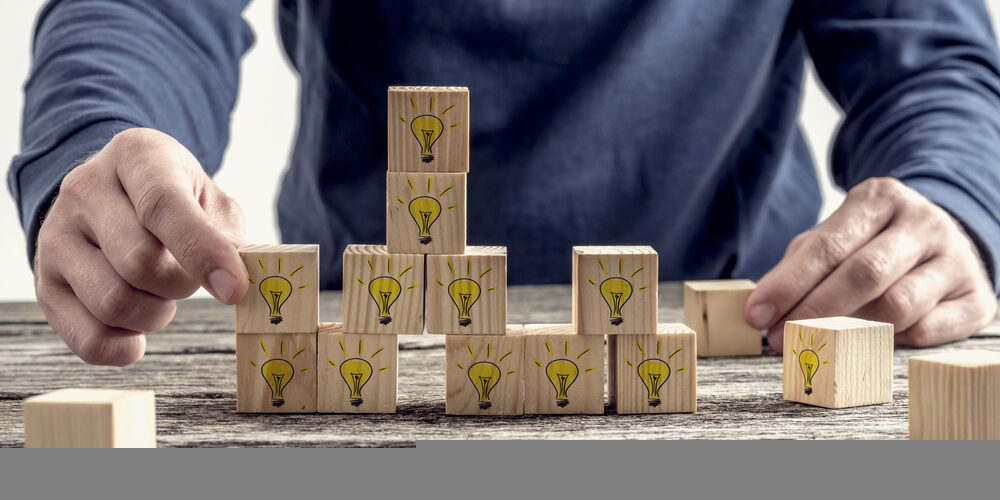 Six ways to overcome creative blocks